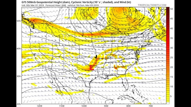Friday AM Blog:  Yet another winter storm working in!