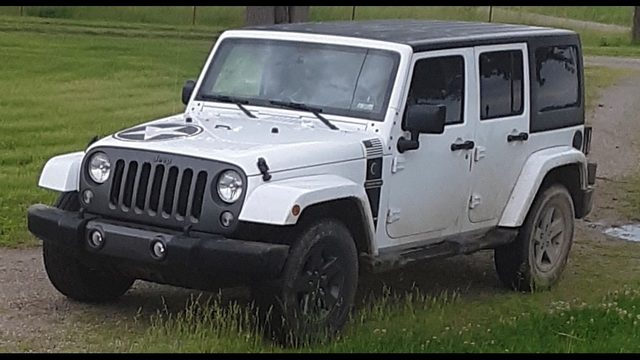 Stolen Jeep suspected in home invasion is recovered