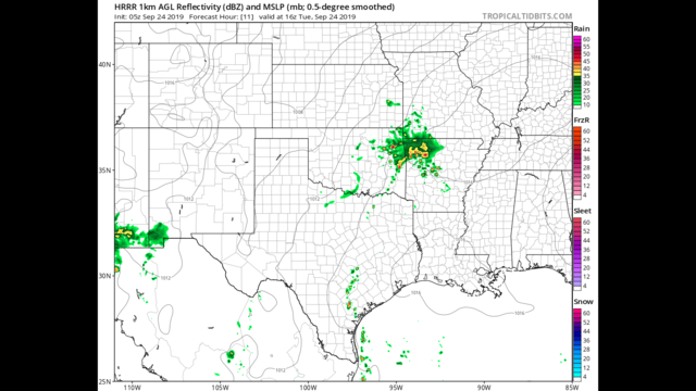 Tuesday AM Blog:  More rain, but the new Heady Pattern is here!