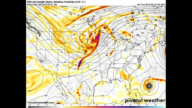 Wednesday Morning Blog:  Warm with thunderstorms, plus big changes