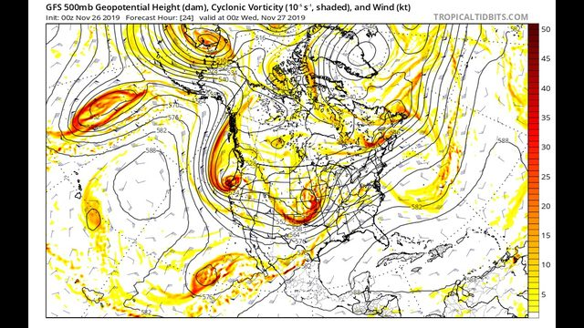 Tuesday AM Blog:  Crazy weather week!