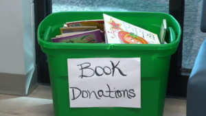 Books for donation