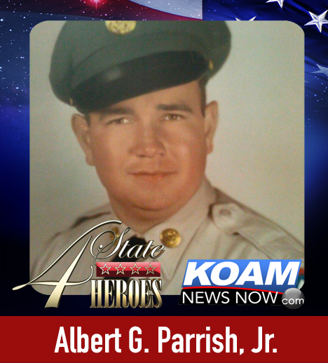 Albert Gaines Parrish, Jr.