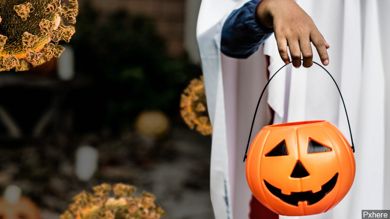 Trick Or Treating, Coronavirus