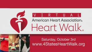 Four States Heart Walk Preview