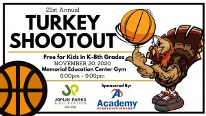 21st Annual Turkey Shootout