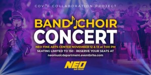 Neo Music Programs Unite For A Fall Concert