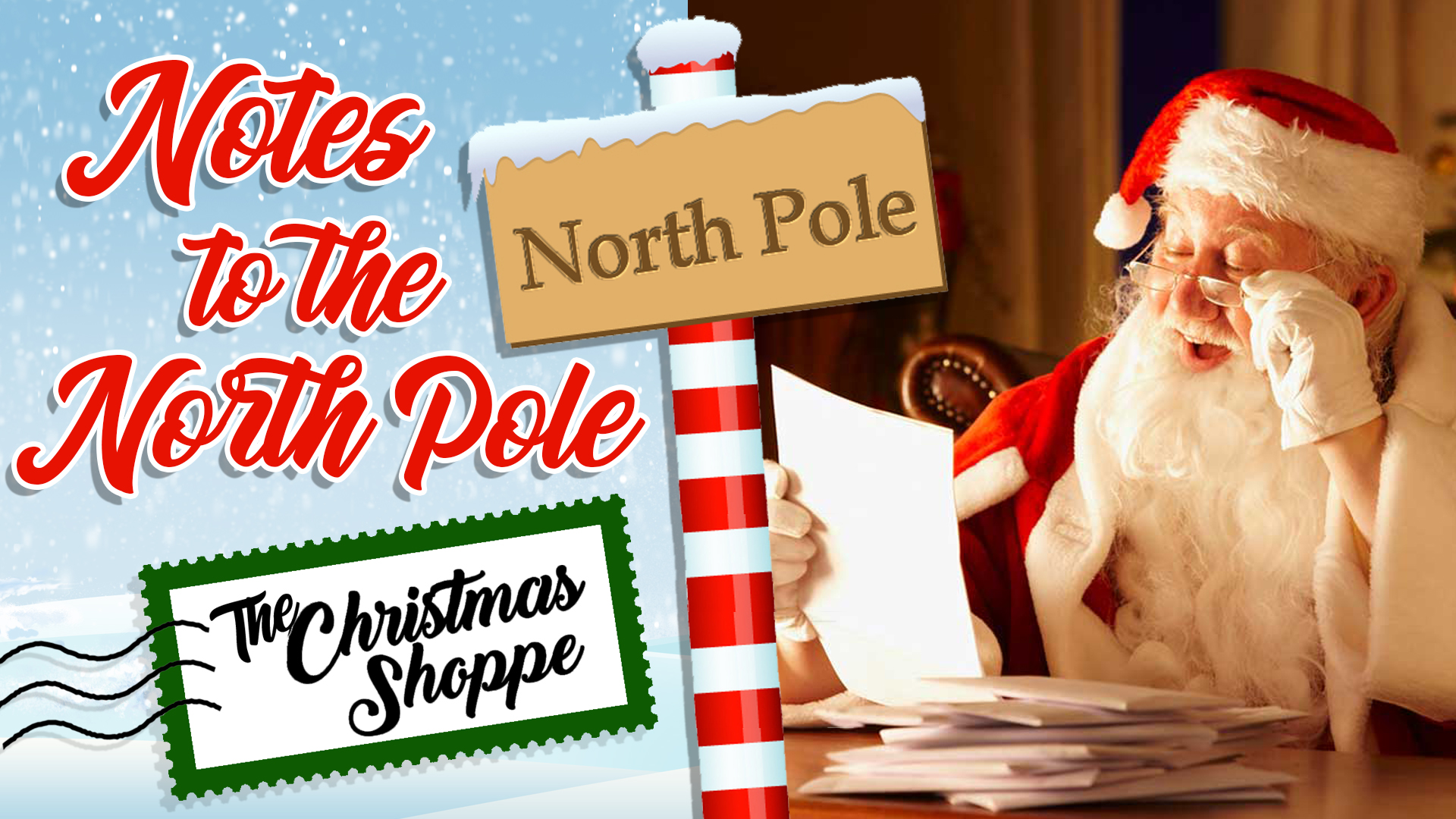Notes To The North Pole 16x9