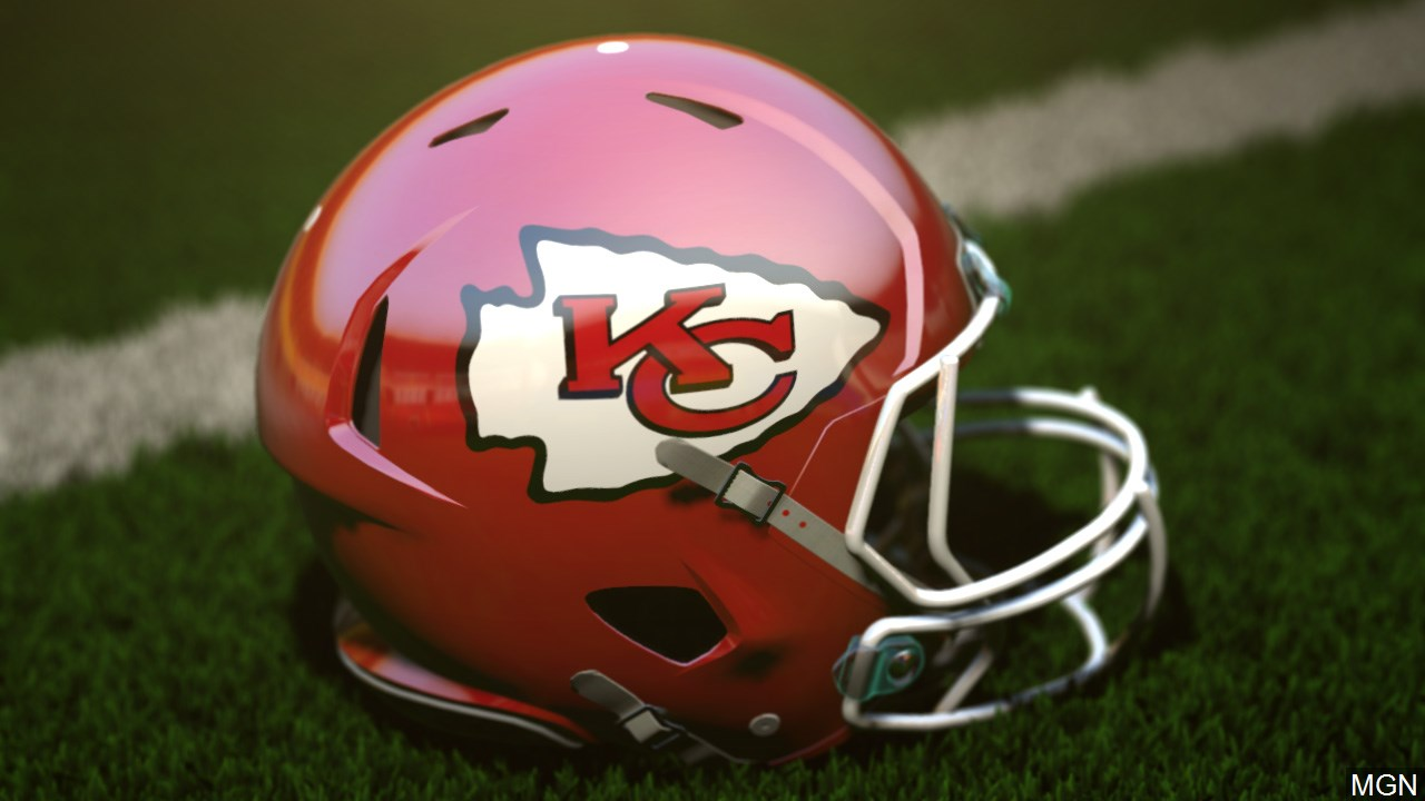 Kansas City Chiefs Football Helmet, Mgn 1280x720 00714b00 Pbzyx