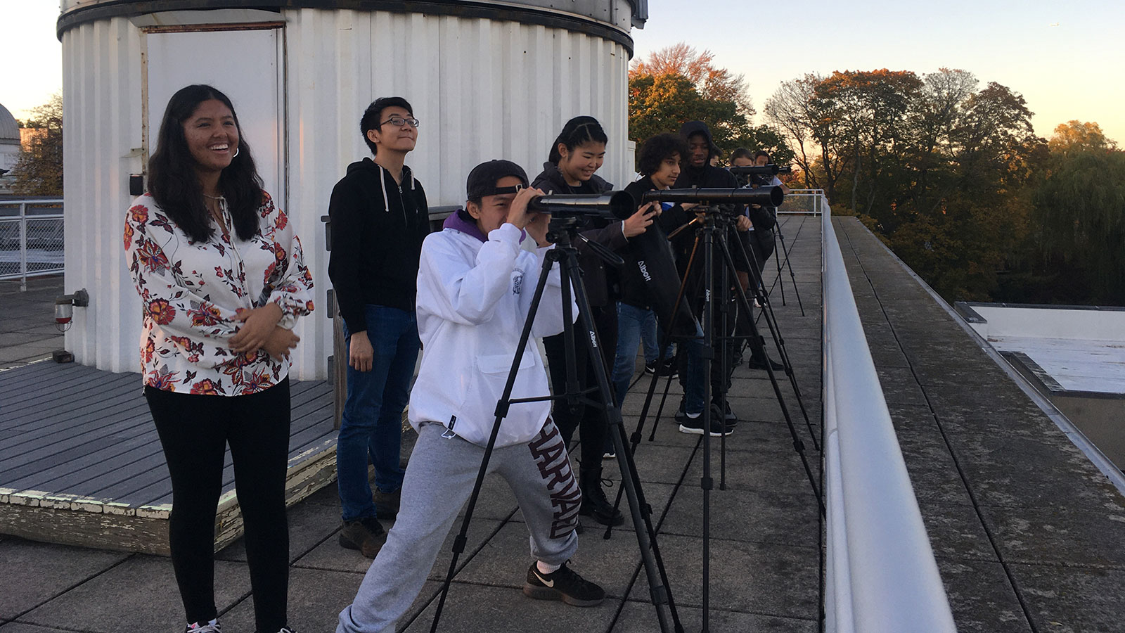 Exoplanet Discovery High Schoolers Scn