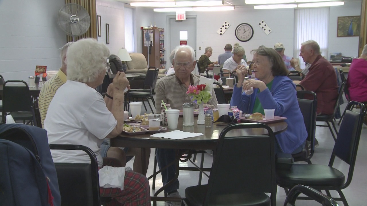 The Area Agency On Aging Is Opening Its Senior Centers In Southwest Missouri