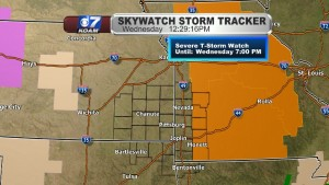 Wed T Storm Watch