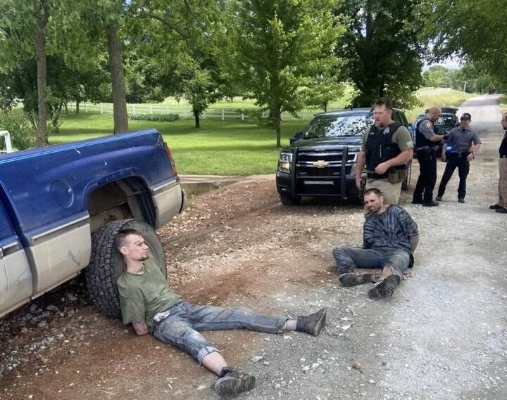 Cherokee County Escapees Captured