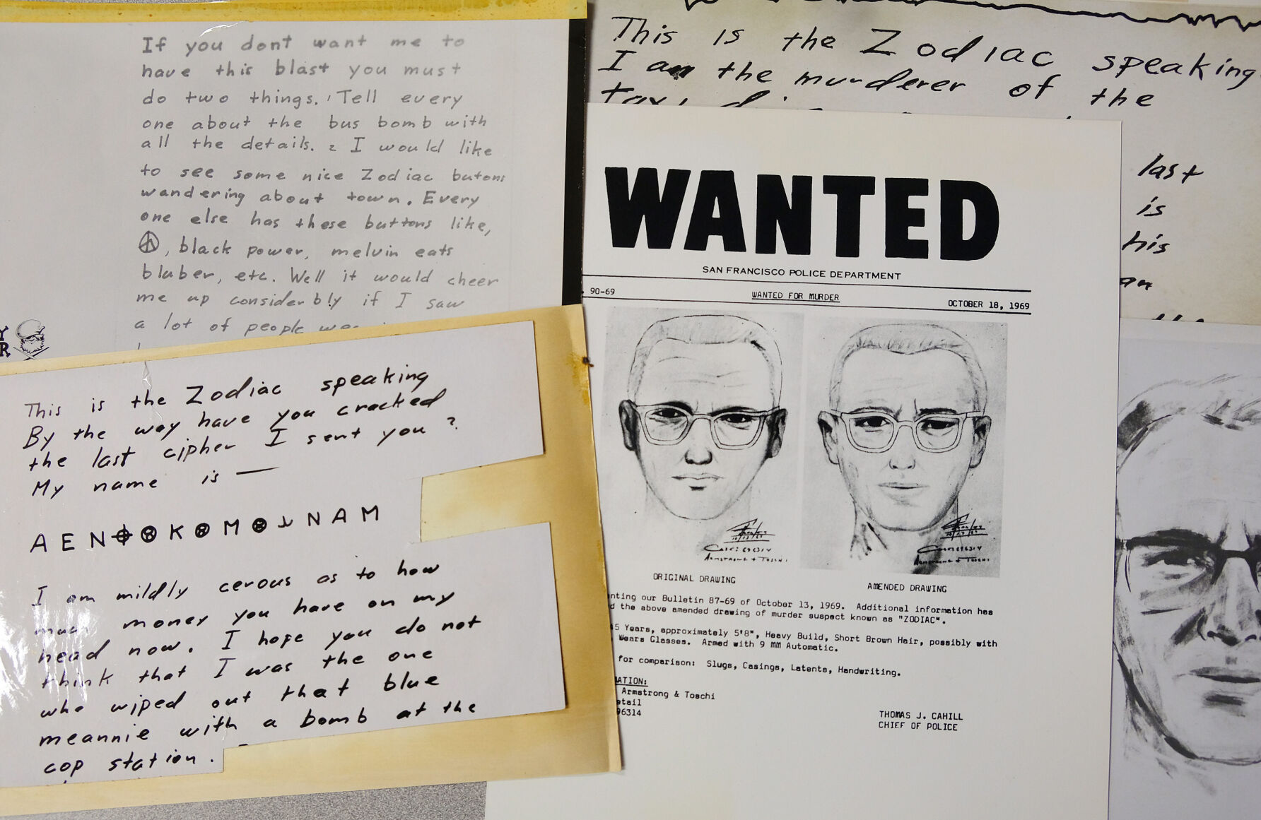 <p>Law enforcement agencies said they are still investigating the Zodiac Killer case as an independent group of cold-case investigators came forward Wednesday to claim they had solved the mystery of who was behind the decades-old serial murders.</p>