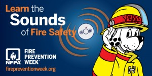 Fire safety week theme